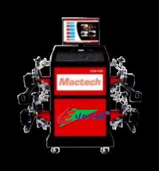 เครื่องตั้งศูนย์แบบ CCD รุ่น Mactech