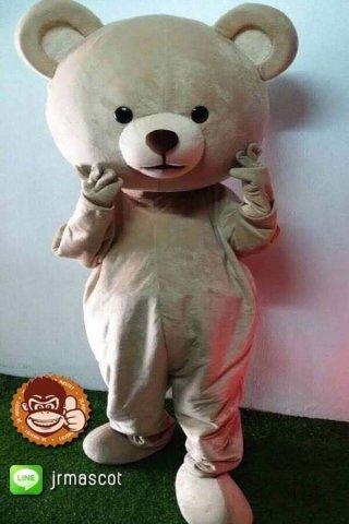 มาสคอต Bear 1