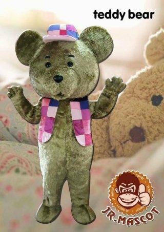 มาสคอต Teddy Bear
