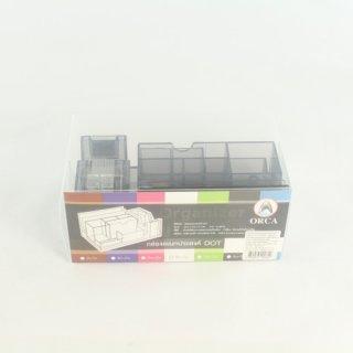 กล่องอเนกประสงค์ ออร์ก้า DOT สีเทาใส