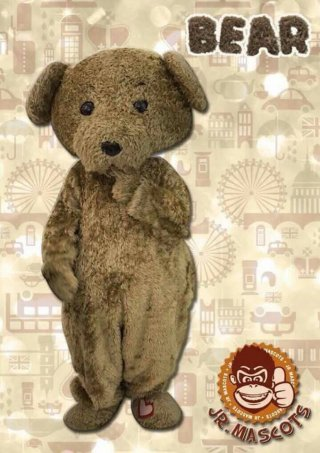 มาสคอต Bear 3
