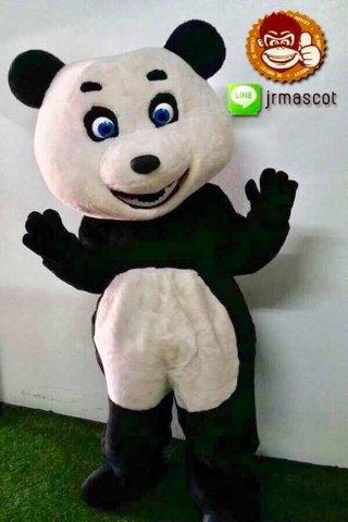 มาสคอตหมีแพนด้า