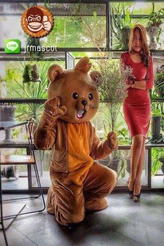 มาสคอต Bear 4