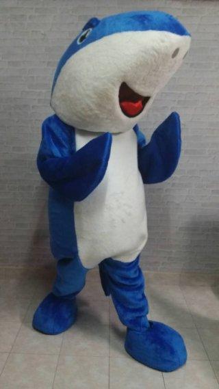 มาสคอตปลาฉลาม