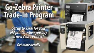 เครื่องพิมพ์บาร์โค้ดยี่ห้อZebra