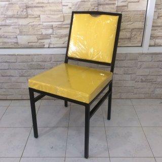 เก้าอี้จัดเลี้ยง (หัวเหลี่ยม ที่นั่งเหลี่ยม)