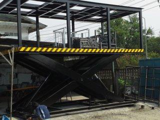 X-Lift ขนาดรับน้ำหนัก 4 ตัน