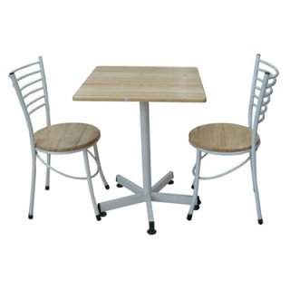 โต๊ะคาเฟ่พร้อมเก้าอี้