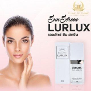Lurlux Sun Screen