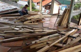 รับซื้อโครงสร้างไม้ทุกชนิด