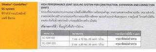 SIKADUR-COMBIFLEX SG SYSTEM