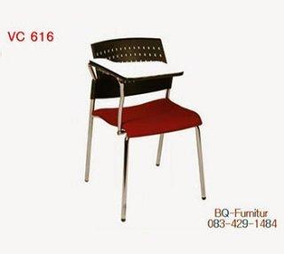 เก้าอี้เล็คเชอร์ เบาะโพลี