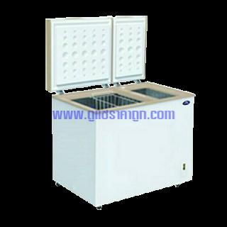 ตู้แช่ 2 ระบบ รุ่น SDH-0265
