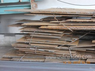 Used Steel Sheet