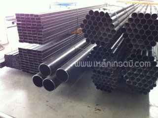Grade A-B Black Steel Pipe