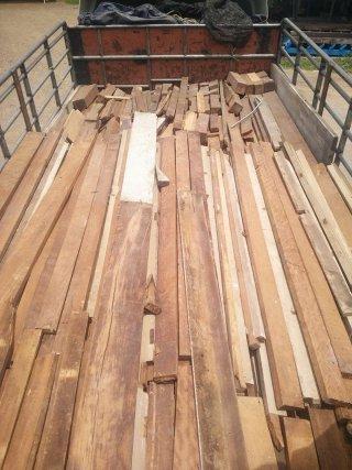 บริการรับจัดไม้เป็นหลัง