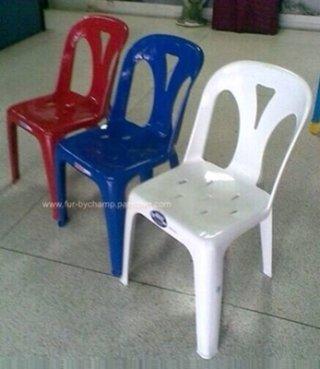 เก้าอี้พลาสติก เกรด A