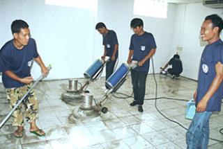 รับเหมาทำความสะอาด ปทุมธานี