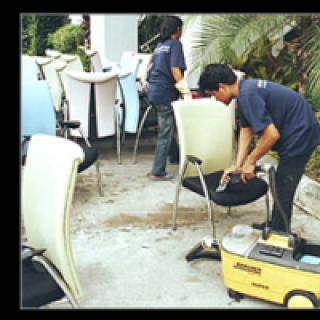 บริการรับจ้างทำความสะอาด เขตปทุมวัน