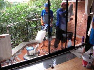 รับจ้างทำความสะอาดราคาถูก เขตพระโขนง
