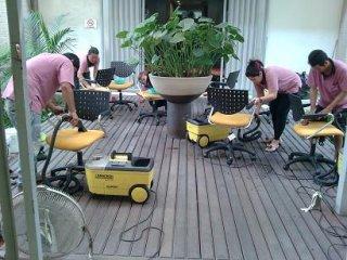 บริการรับเหมาทำความสะอาดโรงแรม เขตลาดกระบัง