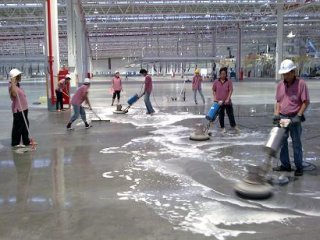 รับเหมาทำความสะอาดโรงงาน เขตยานนาวา