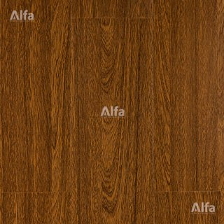 แผ่นลามิเนต ALFA หนา 12mm. V-Groove