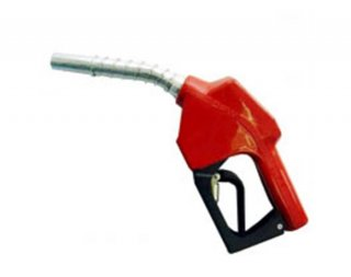 Red Fuel Nozzle