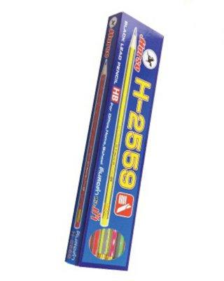 ดินสอดำ HB ตราม้า H 2509
