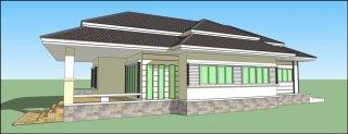 บริการออกแบบบ้าน ปทุมธานี