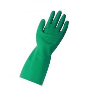ถุงมือยางไนไตร MICROTEX รุ่น HI CHEM 2214