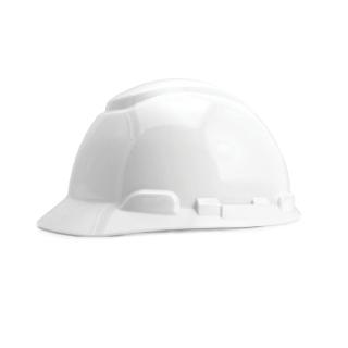 หมวกนิรภัย แบบปรับหมุน รุ่น H-700R (สีขาว)