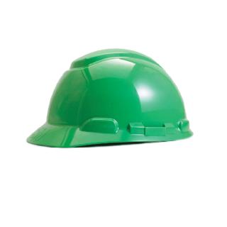 หมวกนิรภัย แบบปรับหมุน รุ่น H-700R (สีเขียว)