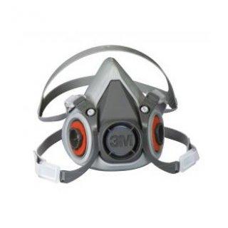 หน้ากากป้องกันสารเคมี รุ่น 6100