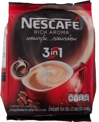 เนสกาแฟ 3 in 1 ริช อโรม่า