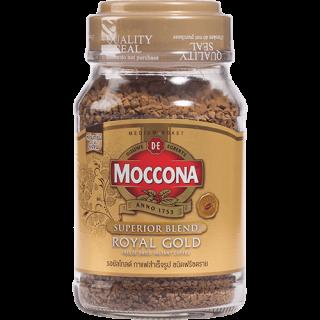 กาแฟ มอคโคน่า Royal Gold 200 กรัม