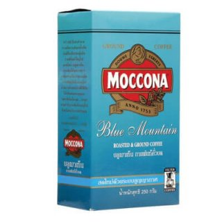 กาแฟคั่วบด มอคโคน่า Blue Mountain