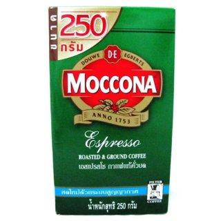 กาแฟคั่วบด มอคโคน่า Espresso