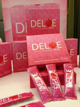 ผลิตภัณฑ์เสริมอาหาร DELOE ดีโล่ ดีท็อกซ์