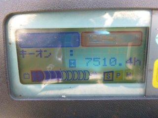 รถโฟล์คลิฟท์ TOYOTA 7FBH15 65509