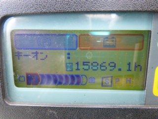 รถโฟล์คลิฟท์ TOYOTA 7FBH15 62449