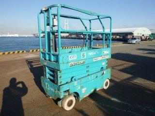 เครื่องจักรก่อสร้าง AICHI ENTL061 ENTL060811