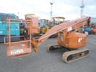 เครื่องจักรก่อสร้าง HITACHI HX64B 1BWP000174