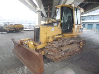 เครื่องจักรก่อสร้าง CAT D3G CLB00350