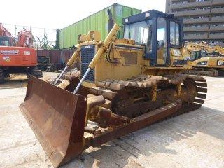 เครื่องจักรก่อสร้าง KOMATSU D53P 18E 84206