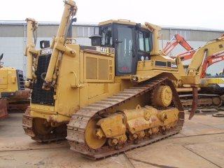 เครื่องจักรก่อสร้าง CAT D8N 9TC02860