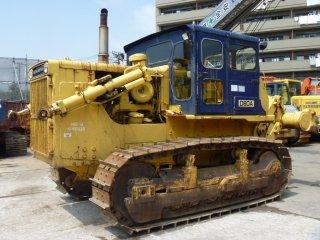 เครื่องจักรก่อสร้าง KOMATSU D80 18 25038