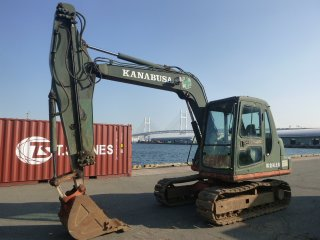 เครื่องจักรก่อสร้าง KOMATSU PC70 7 49235