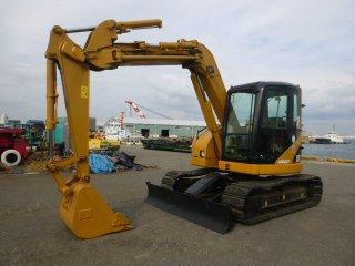 เครื่องจักรก่อสร้าง CAT 308CSR CRW02046