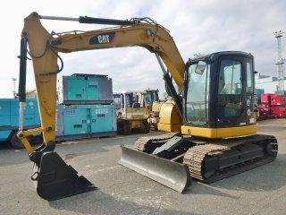 เครื่องจักรก่อสร้าง CAT 308DCR HSA00237